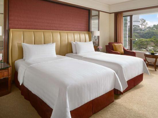 吉隆坡香格里拉大酒店(Shangri-La Hotel Kuala Lumpur)尊榮客房