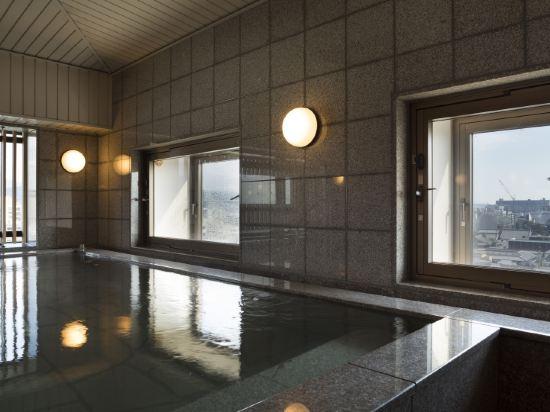 京都蘭威特酒店(Aranvert Hotel Kyoto)室內游泳池