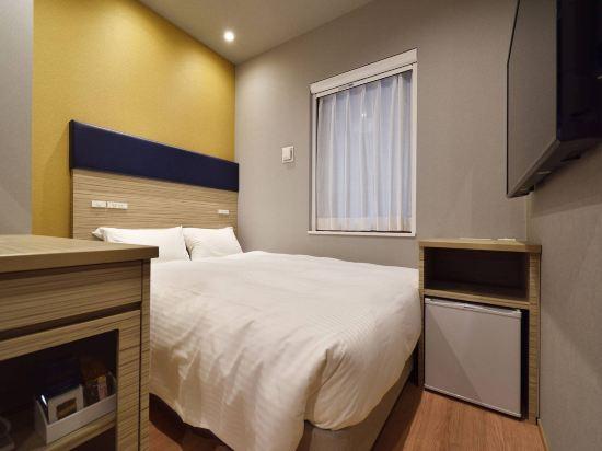 博多WBF格蘭大酒店(HOTEL WBF GRANDE HAKATA)標準大床房