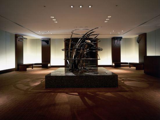 東京柏悅酒店(Park Hyatt Tokyo)公共區域