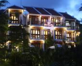 會安河棕櫚酒店別墅
