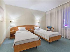 新西伯利亞馬林斯公園酒店(Marins Park Hotel Novosibirsk)