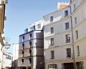 南特中心城市便捷公寓酒店
