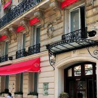 巴黎華爾道夫特洛卡德奧酒店酒店預訂