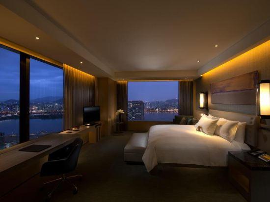韓國首爾國際金融中心康萊德酒店(Conrad Seoul IFC Korea)Conrad Suite