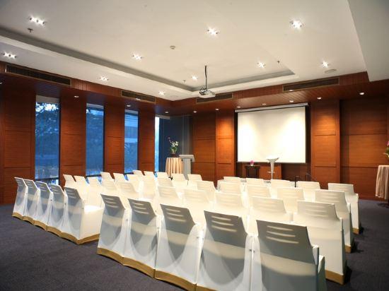 曼谷斯瓦特爾酒店(Sivatel Bangkok)會議室
