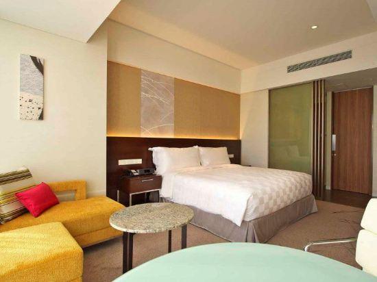 大阪萬豪都酒店(Osaka Marriott Miyako Hotel)城景高級行政房
