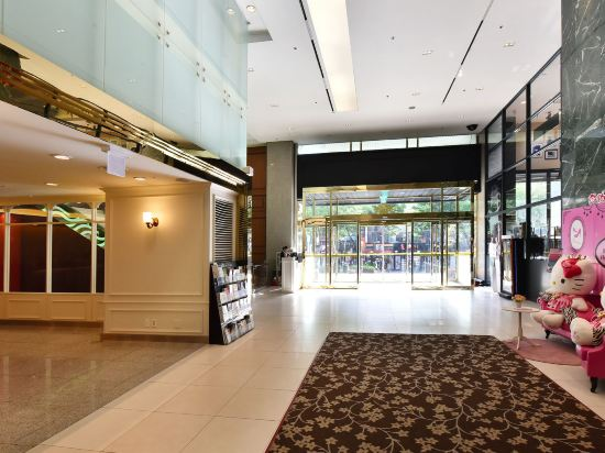 首爾天空花園酒店明洞中心店(Hotel Skypark Central Myeongdong Seoul)公共區域