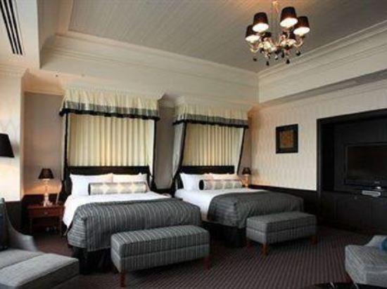 大阪蒙特利格拉斯米爾酒店(Hotel Monterey Grasmere Osaka)高級雙床房