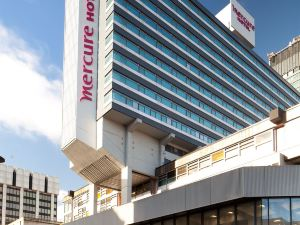 曼徹斯特皮卡迪利美爵酒店(Mercure Manchester Piccadilly Hotel)