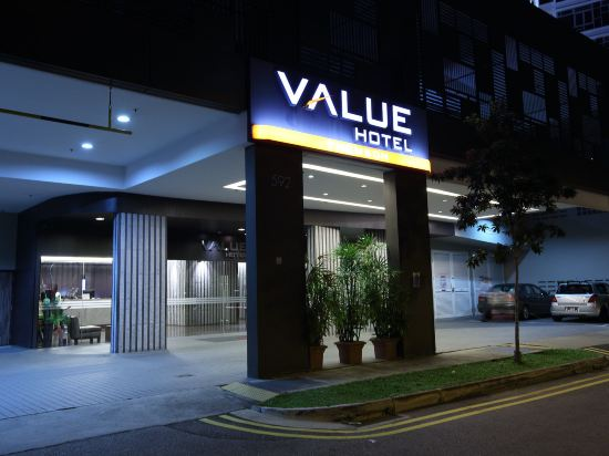 Value Hotel Thomson Singapore