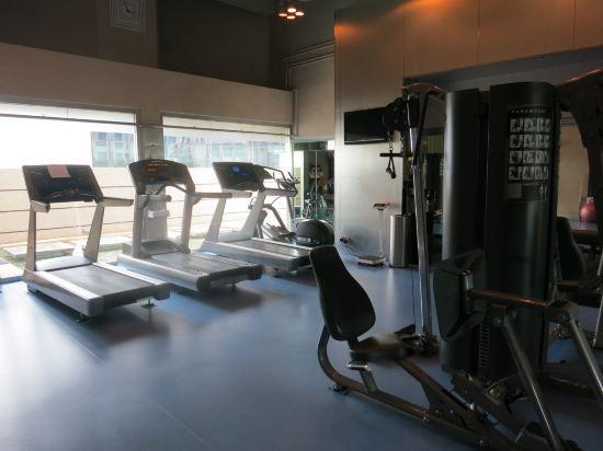 新加坡 M 酒店(M Hotel Singapore)健身房
