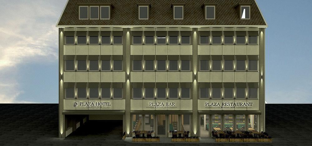 Plaza Hotel Winterthur, Hotel reviews and Room rates