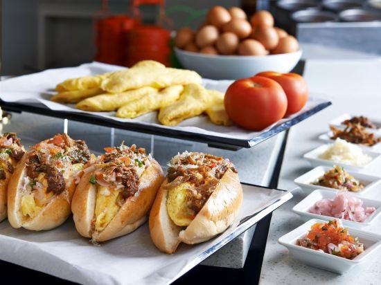 吉隆坡中環廣場雅樂軒酒店(Aloft Kuala Lumpur Sentral)餐廳