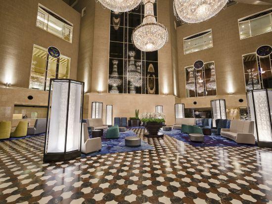 東京凱悅酒店(Hyatt Regency Tokyo)大堂吧