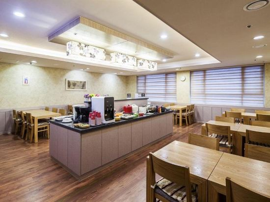 東大門西方高爺公寓酒店(Western Coop Hotel & Residence Dongdaemun)餐廳