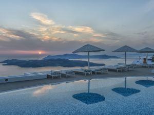 聖托裏尼島百合別墅酒店