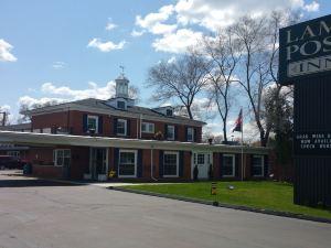燈柱旅館(The University Inn Ann Arbor)