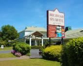 伯奇伍德温泉汽車旅館
