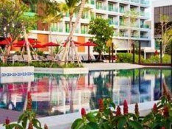 華欣阿瑪瑞酒店(Amari Hua Hin)室外游泳池