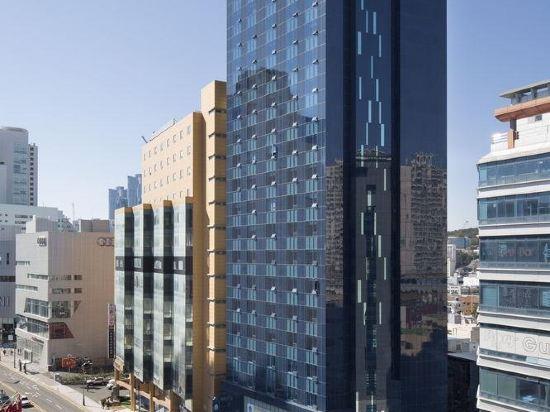 海雲台高麗良宵酒店(Benikea Hotel Haeundae)外觀