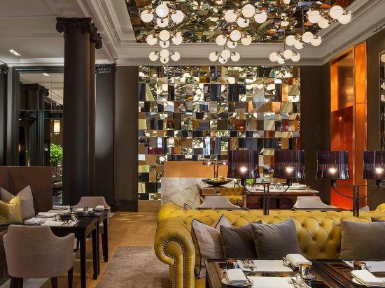 倫敦瑰麗酒店(Rosewood London)餐廳