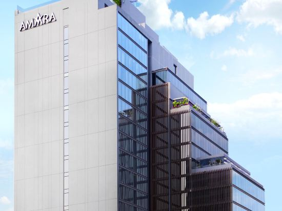 曼谷安曼納酒店(Amara Bangkok Hotel)外觀