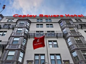 波士頓科普利廣場酒店(Copley Square Hotel Boston)
