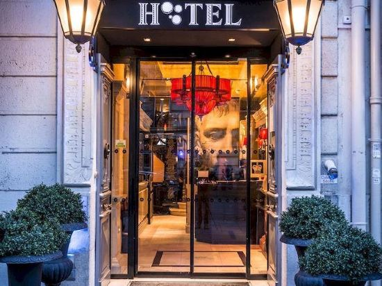 巴黎香榭麗舍安珀酒店(Maison Albar Hôtel Paris Champs Elysées)外觀