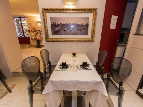 巴黎蒙馬特貝爾維尤酒店(Hôtel Bellevue Montmartre Paris)餐廳