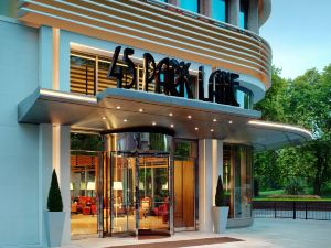 珀藝45酒店,倫敦-多切斯特精選酒店集團