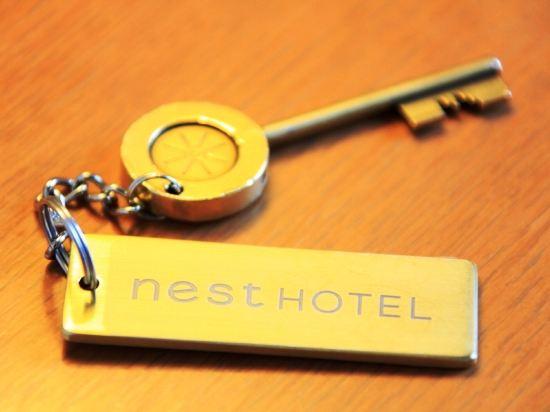 札幌大通Nest酒店(Nest Hotel Sapporo Odori)大床房