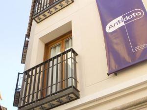 安提多特之家酒店(Antidoto Rooms)