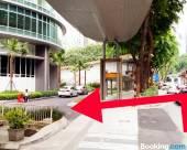 靠近KLCC/吉隆坡市中心5星級豪華公寓