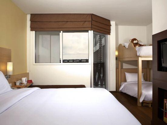 芭堤雅宜必思酒店(Ibis Pattaya)