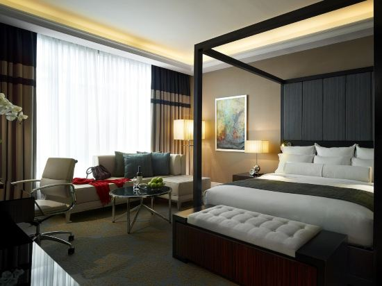吉隆坡大華酒店 - 傲途格精選酒店(The Majestic Hotel Kuala Lumpur, Autograph Collection)豪華房(塔翼)