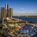 底特律文藝復興中心萬豪酒店(Detroit Marriott at The Renaissance Center)