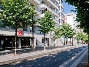 巴黎肖蒙山丘阿德吉奧公寓式酒店(Aparthotel Adagio Paris Buttes Chaumont)