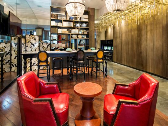 紐約曼哈頓金融區假日酒店(Holiday Inn Manhattan Financial District New York)餐廳