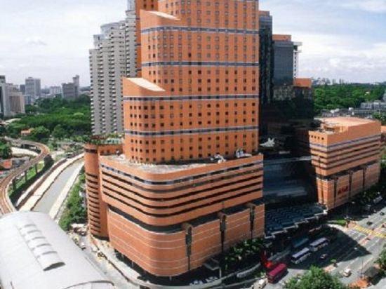 吉隆坡雙威太子大酒店(Sunway Putra Hotel, Kuala Lumpur)外觀