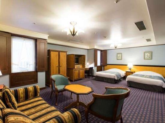 札幌蒙特利酒店(Hotel Monterey Sapporo)家庭房