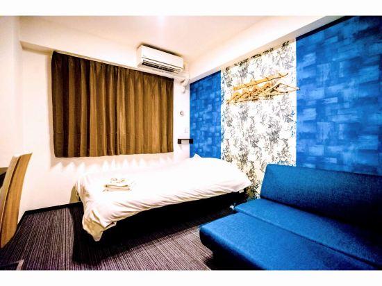 京都SHE酒店(Hotel She Kyoto)雙人房