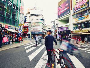 大阪查林科自行車與床位旅舍(Bike & Bed Charin Co Hostel Osaka)