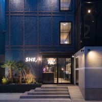大阪SHE酒店酒店預訂