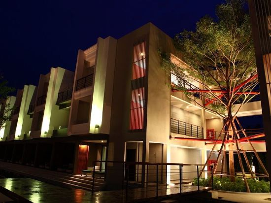 塞雷妮蒂華欣酒店(The Serenity Hua Hin)外觀