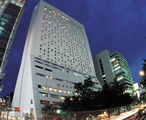 大阪日航酒店(Hotel Nikko Osaka)外觀