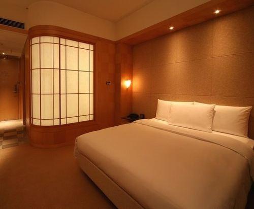 福岡君悅酒店(Grand Hyatt Fukuoka)俱樂部特大床房