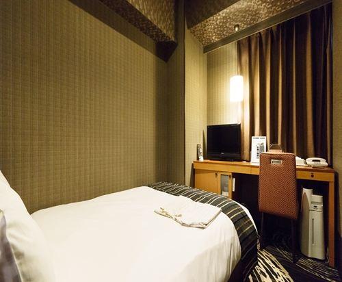 東新宿燦路都大飯店(Hotel Sunroute Higashi Shinjuku)標準單人房