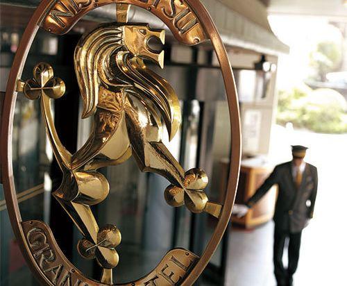 西鐵格蘭酒店(Nishitetsu Grand Hotel)公共區域