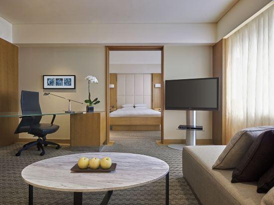 新加坡君悅大酒店(Grand Hyatt Singapore)豪華房
